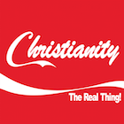 Chrisianity The Real Thing graphic