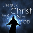 Jesus Christ the Son of God Graphic