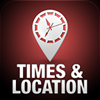 TimeLocation Icon